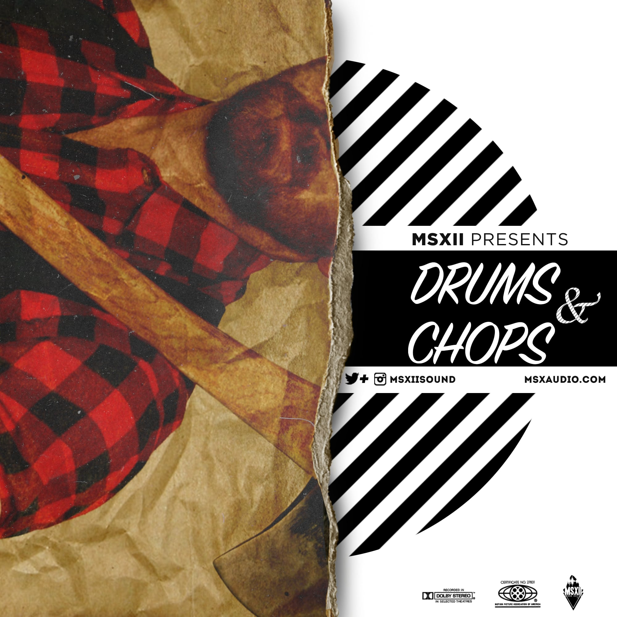 MSXI-Drums and Chops
