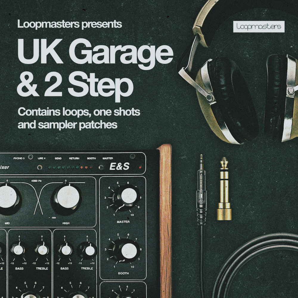Loop Masters UK Garage & 2 Step