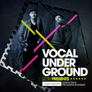 Loop Masters Vocal Underground – Expansion Exchange