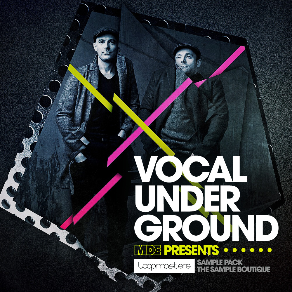 Loop Masters Vocal Underground