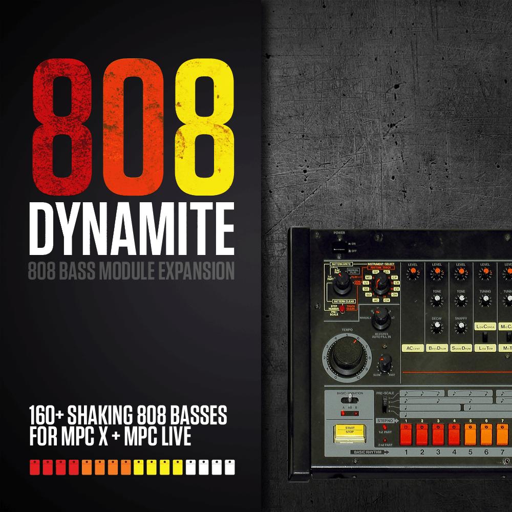 Marco Scherer  808 Dynamite