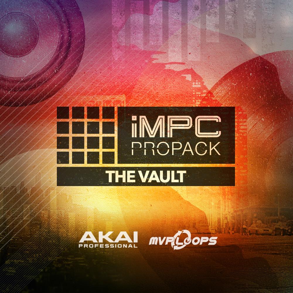 Akai Pro The Vault