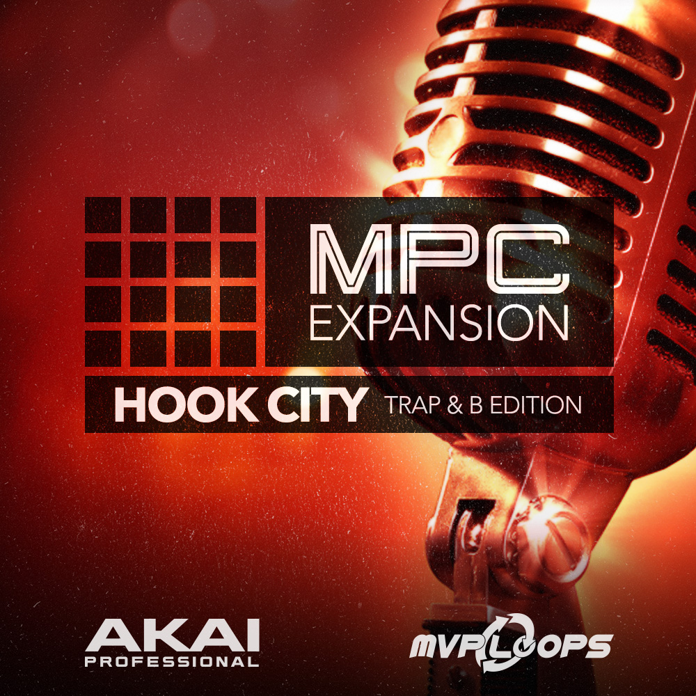 Akai Pro Hook City – Trap & B Edition
