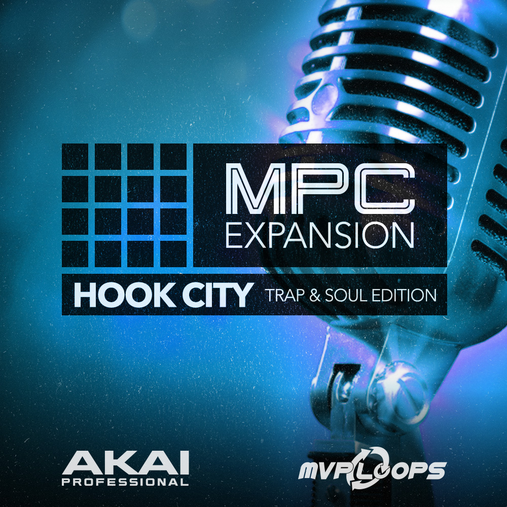 Akai Pro  Hook City – Trap & Soul Edition