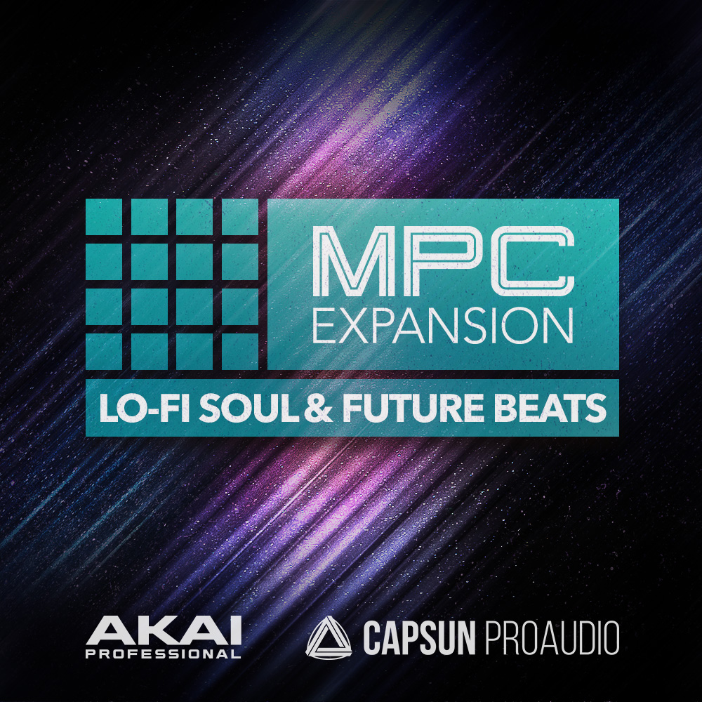 Akai Pro Lo-Fi Soul & Future Beats