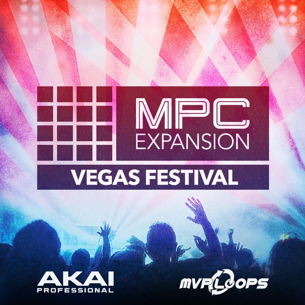 Akai Pro Vegas Festival