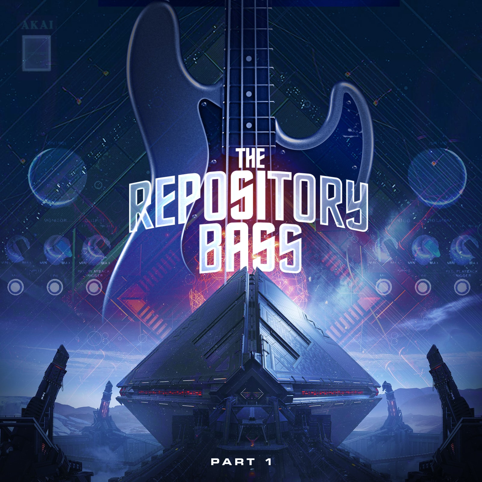 Masada Cycle kit The Repository Bass