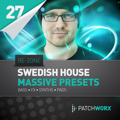 Loopmasters Presents: Re-Zone Swedish House Synths Massive Presets