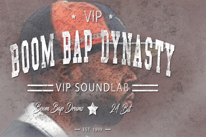 VIP SOUNDLAB Boom Bap Dynasty