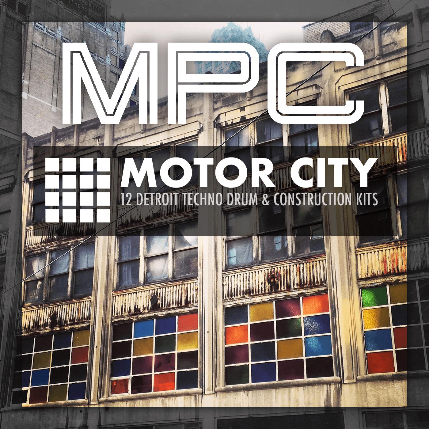 Drum Depot -Motor City