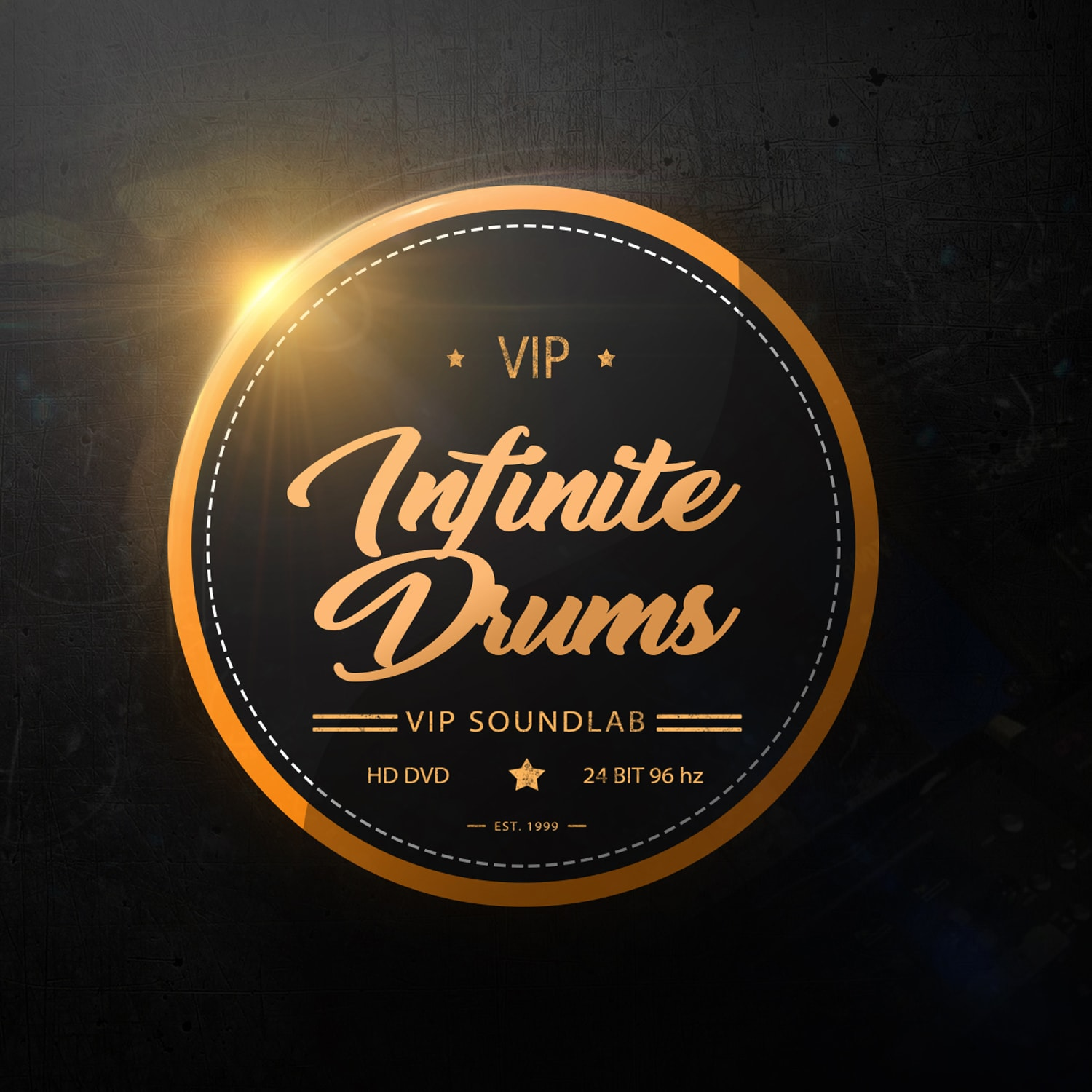 VIP SOUNDLAB Infinite Drums Kontakt Maschine