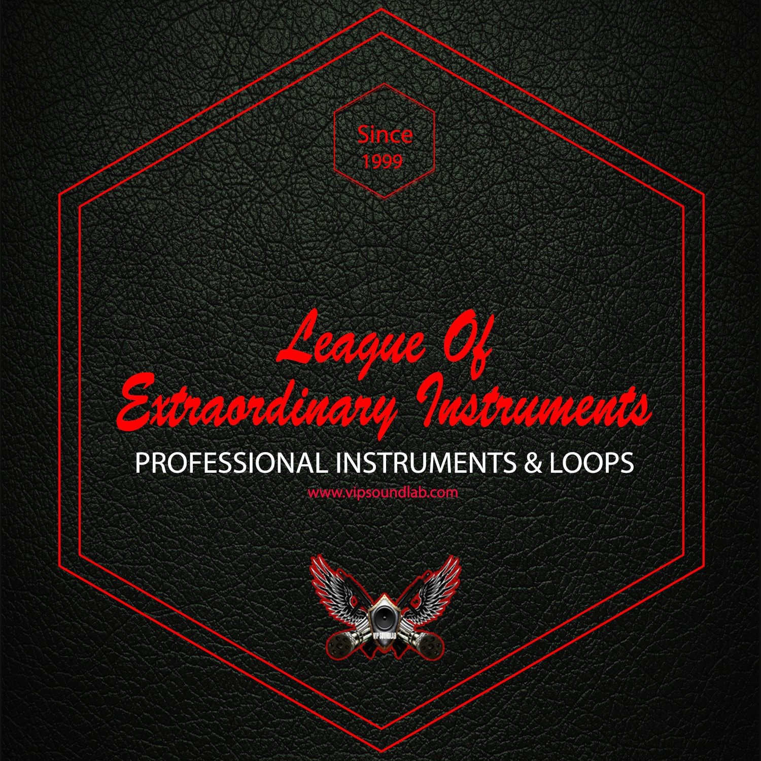 VIP SOUNDLAB League Of Extraordinary Instruments