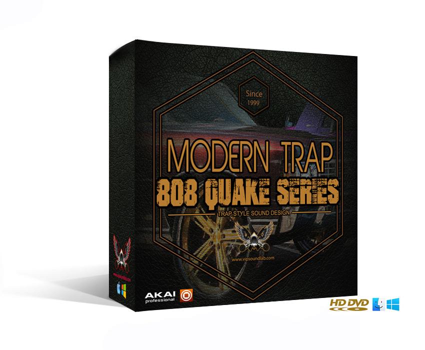 VIP SOUNDLAB Modern Trap 808 & Quakes