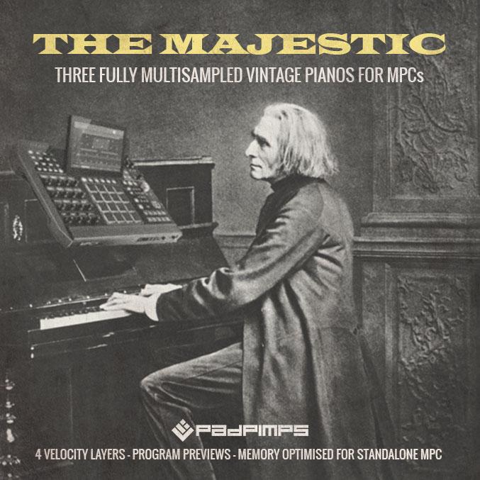 Pad Pimps – The Majestic