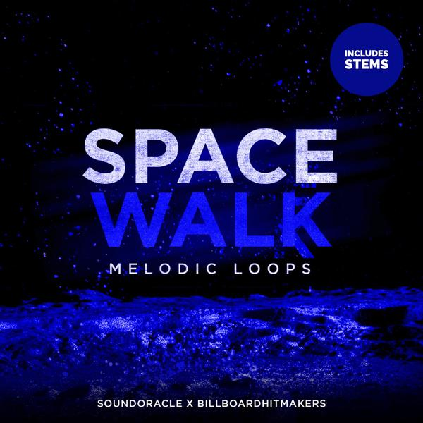 The Sound Oracle Space Walk MELODIC LOOPS