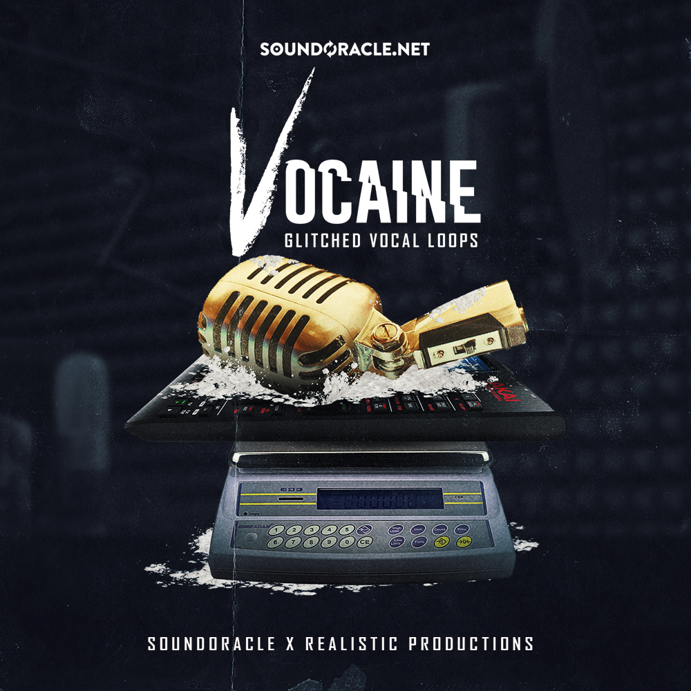 Sound Oracle Vocaine (Glitched Vocal Loops) Deluxe