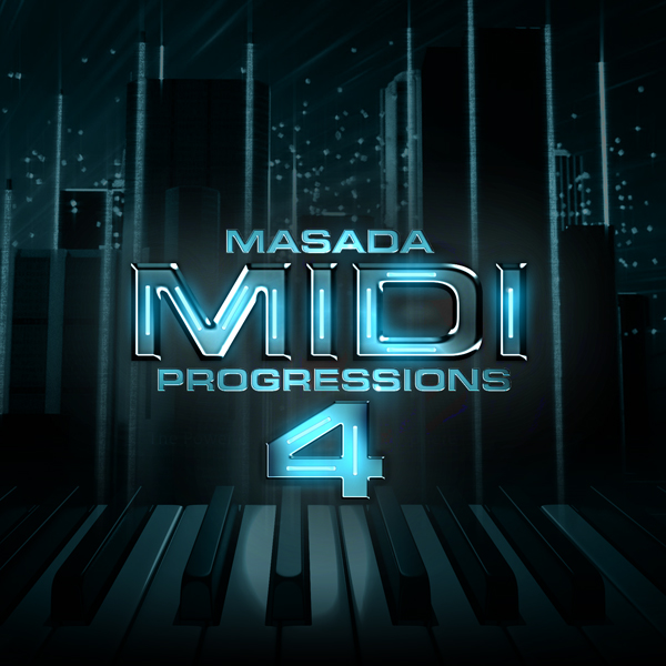 Masada Midi Progression vol 4