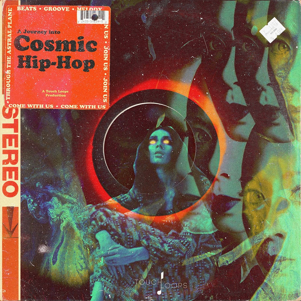 Touch loops Cosmic Hip-Hop
