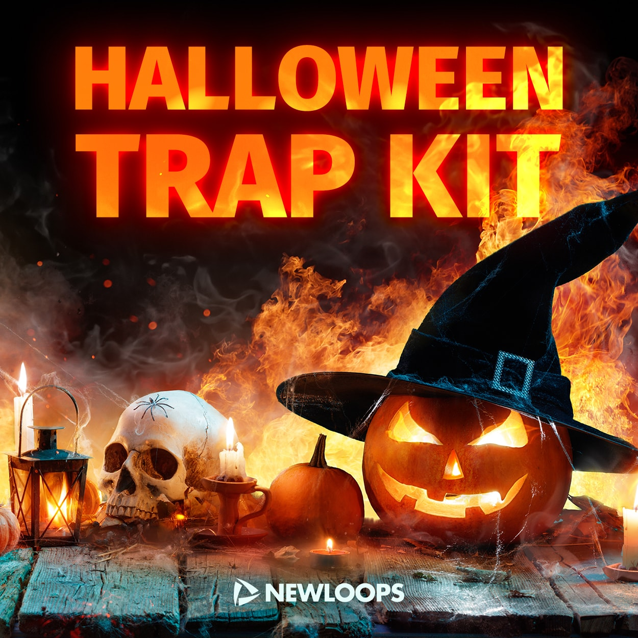 New Loops – Halloween Trap Kit