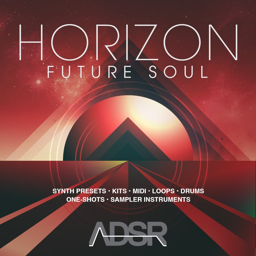 ADSR SOUNDS – HORIZON – FUTURE SOUL