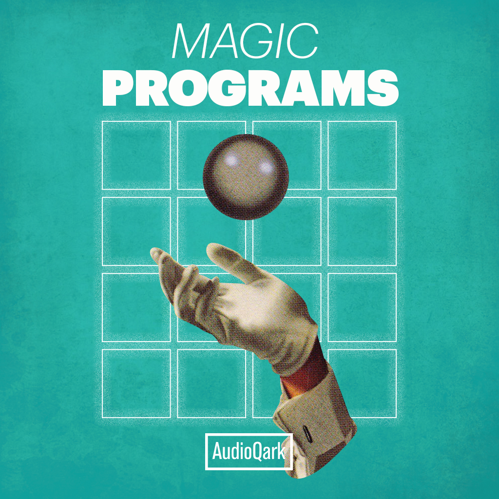 AudioQuark Magic Programs