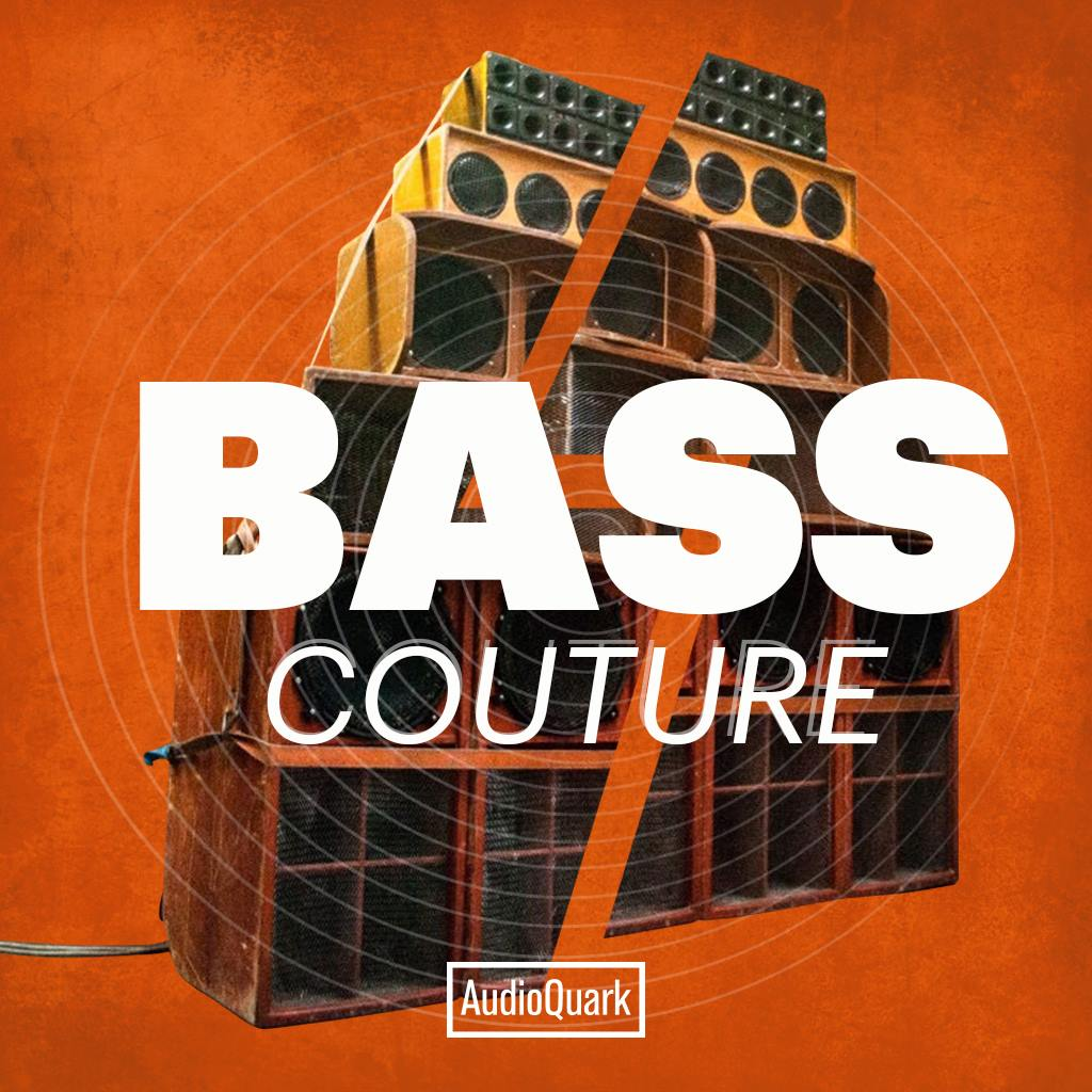 AudioQuark bass couture