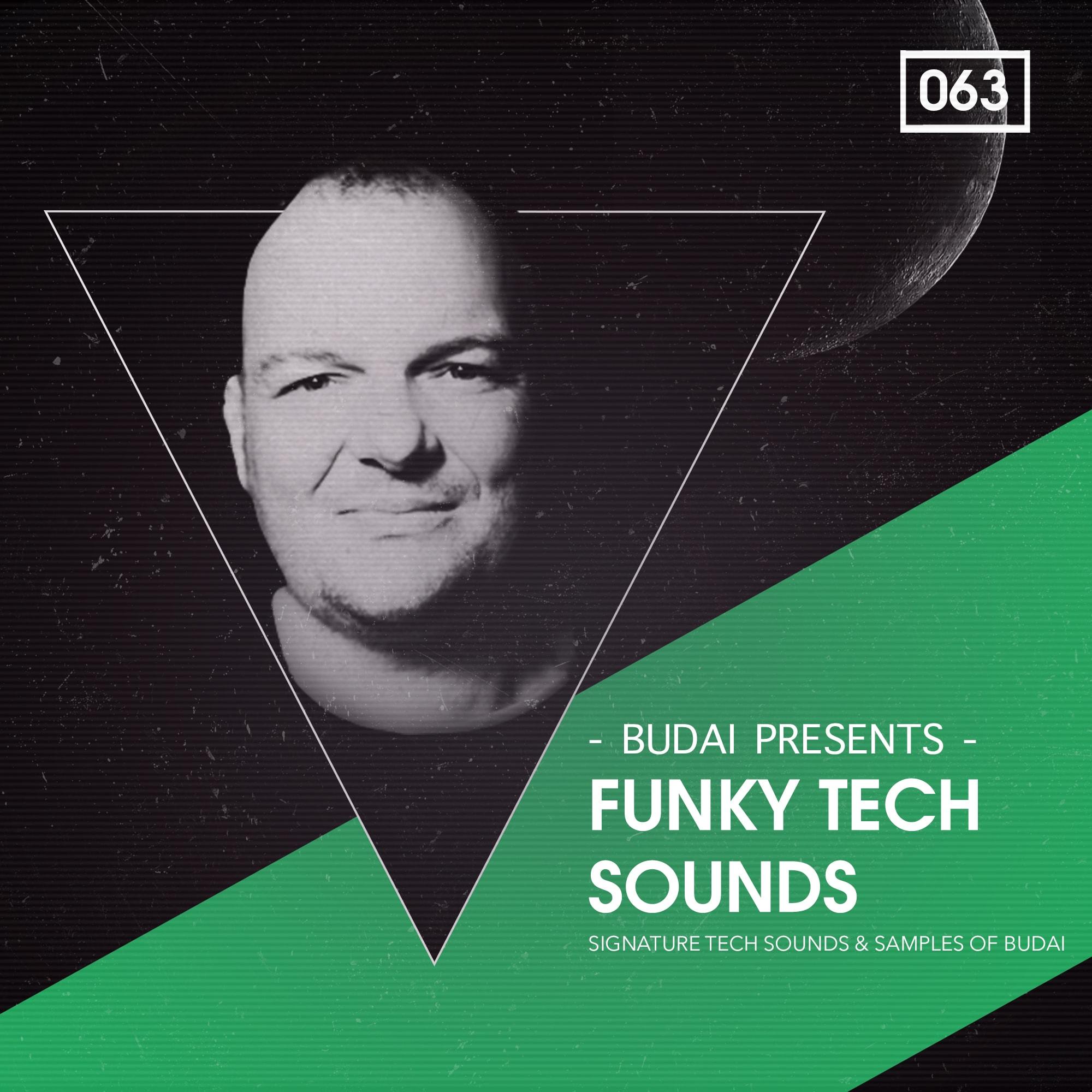 Bingoshakerz Budai Presents Funky Tech Sounds