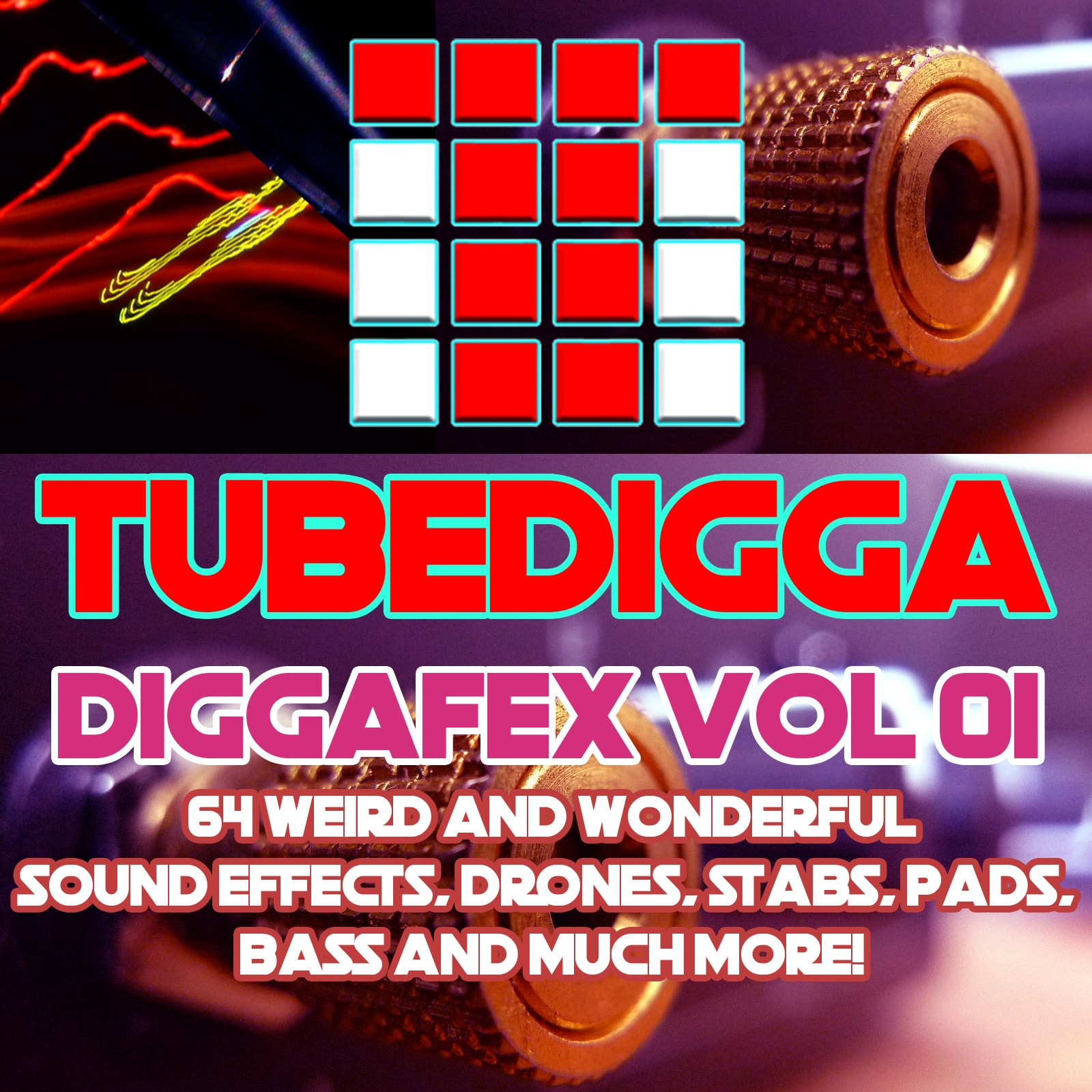 TUBEDIGGA DIGGAFEX VOL 01