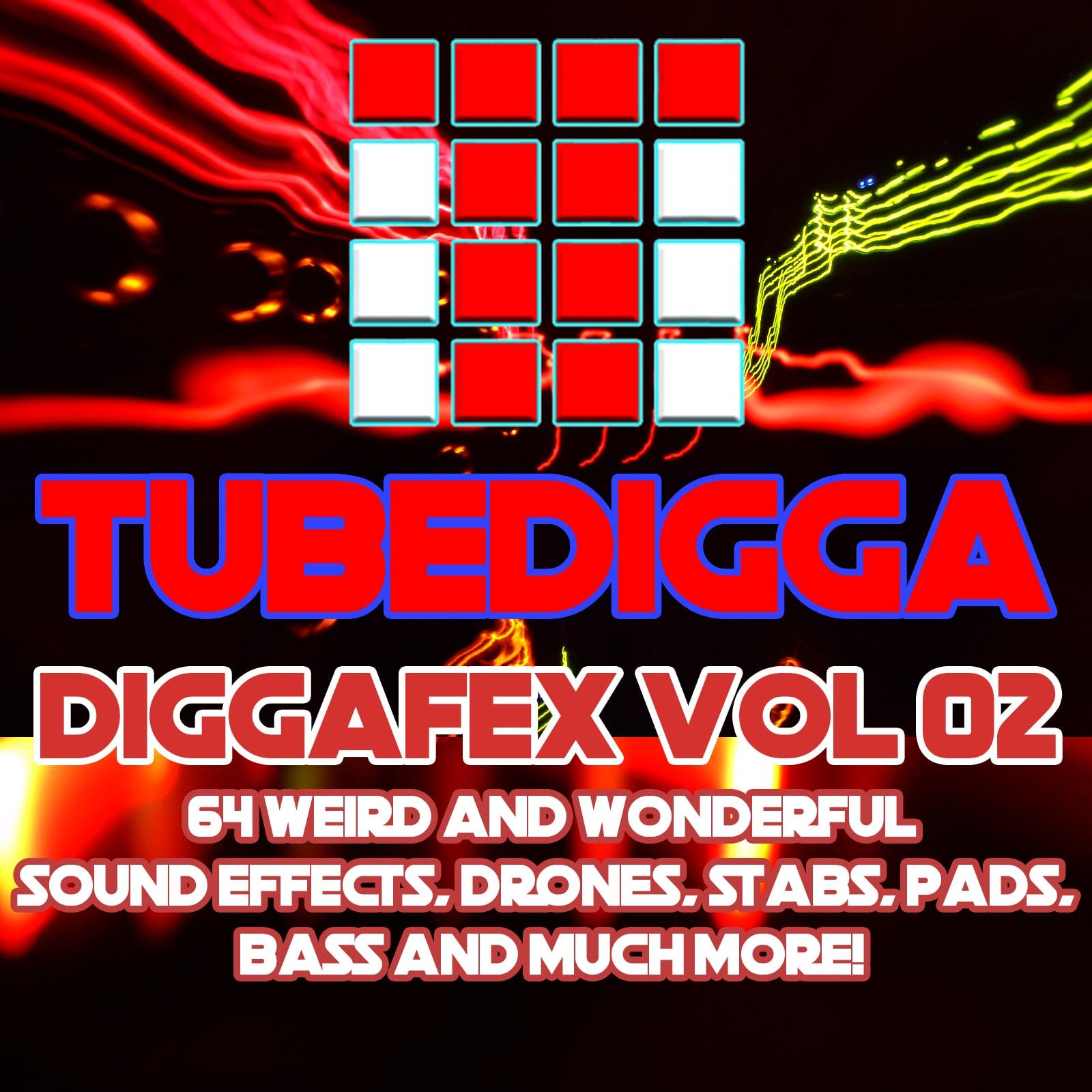 TUBEDIGGA DIGGAFEX VOL 02