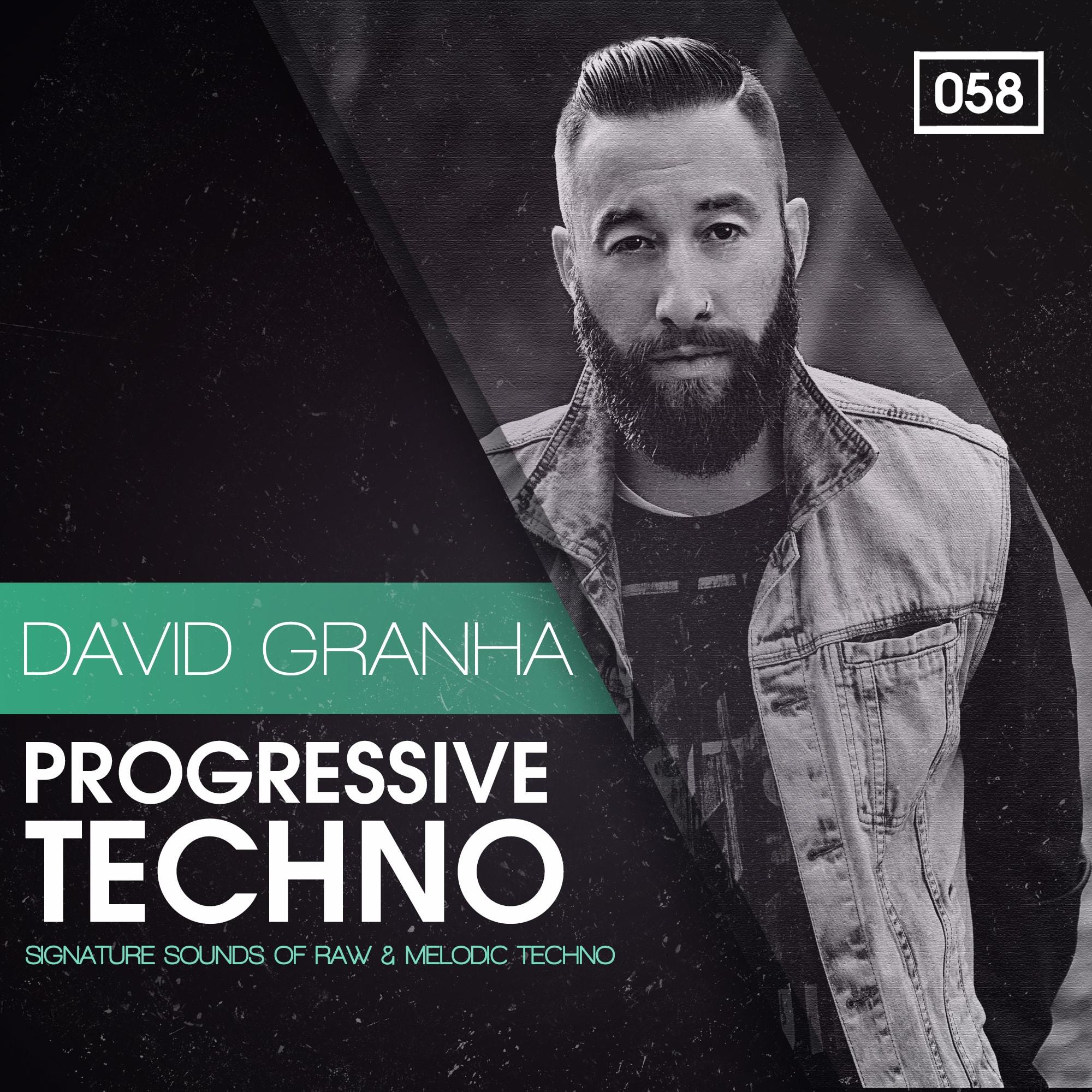 Bingoshakerz David Granha Presents Progressive Techno