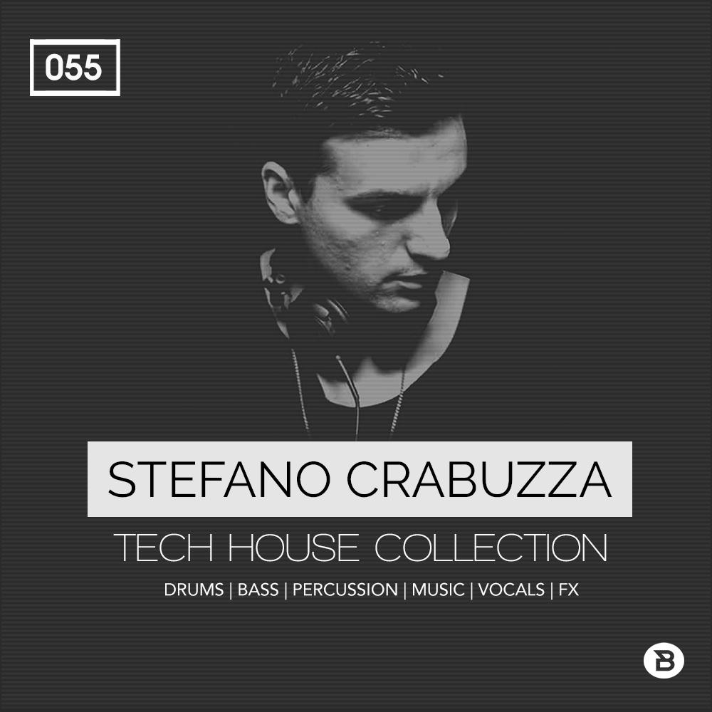 Bingoshakerz Stefano Crabuzza: Tech House Collection