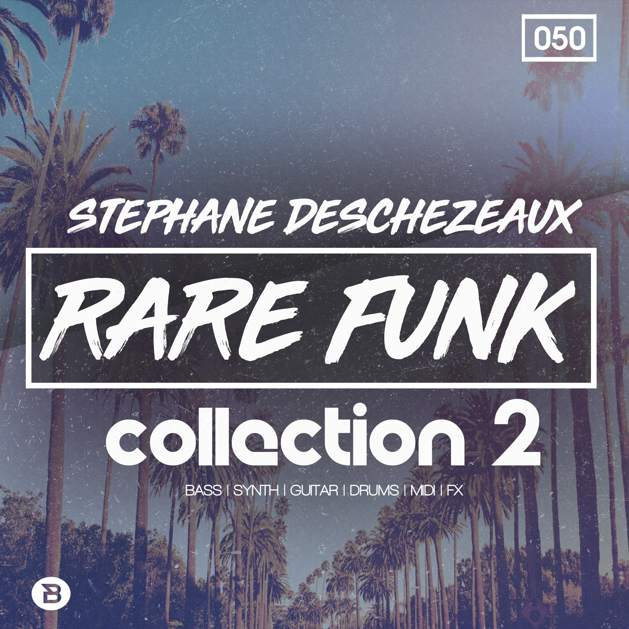 Bingoshakerz Stephane Deschezeaux Rare Funk Collection 2