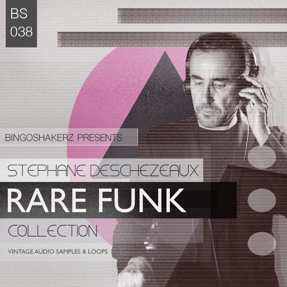 Bingoshakerz Stephane Deschezeaux Rare Funk Collection
