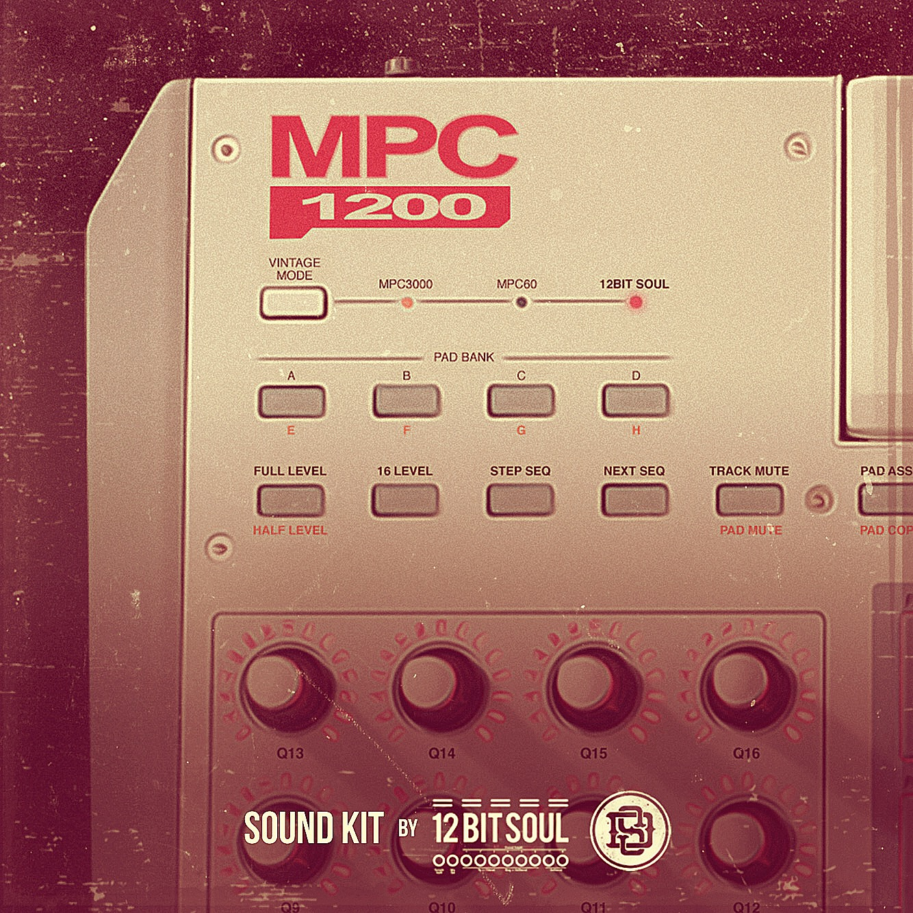 Divided Souls Productions MPC1200 Volume 1