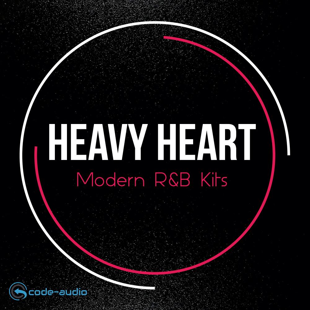 MVP Loops Heavy Heart – Modern RnB Kits