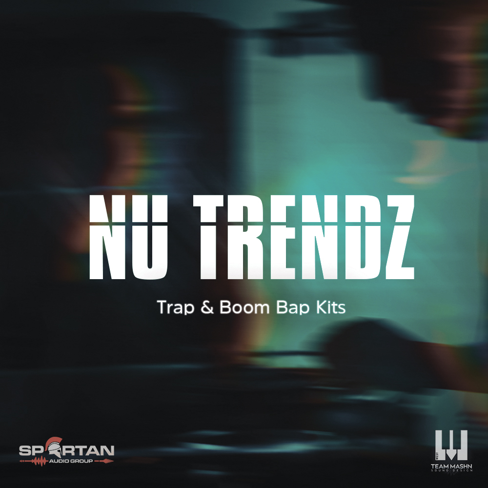 MVP Loops Nu Trendz – Trap & Boom Bap Kits