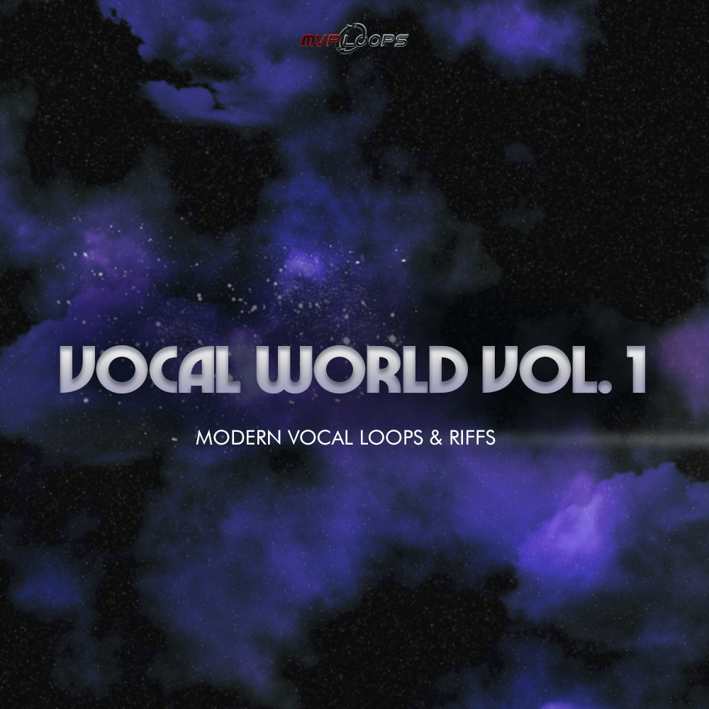 MVP Loops Vocal World Vol 1