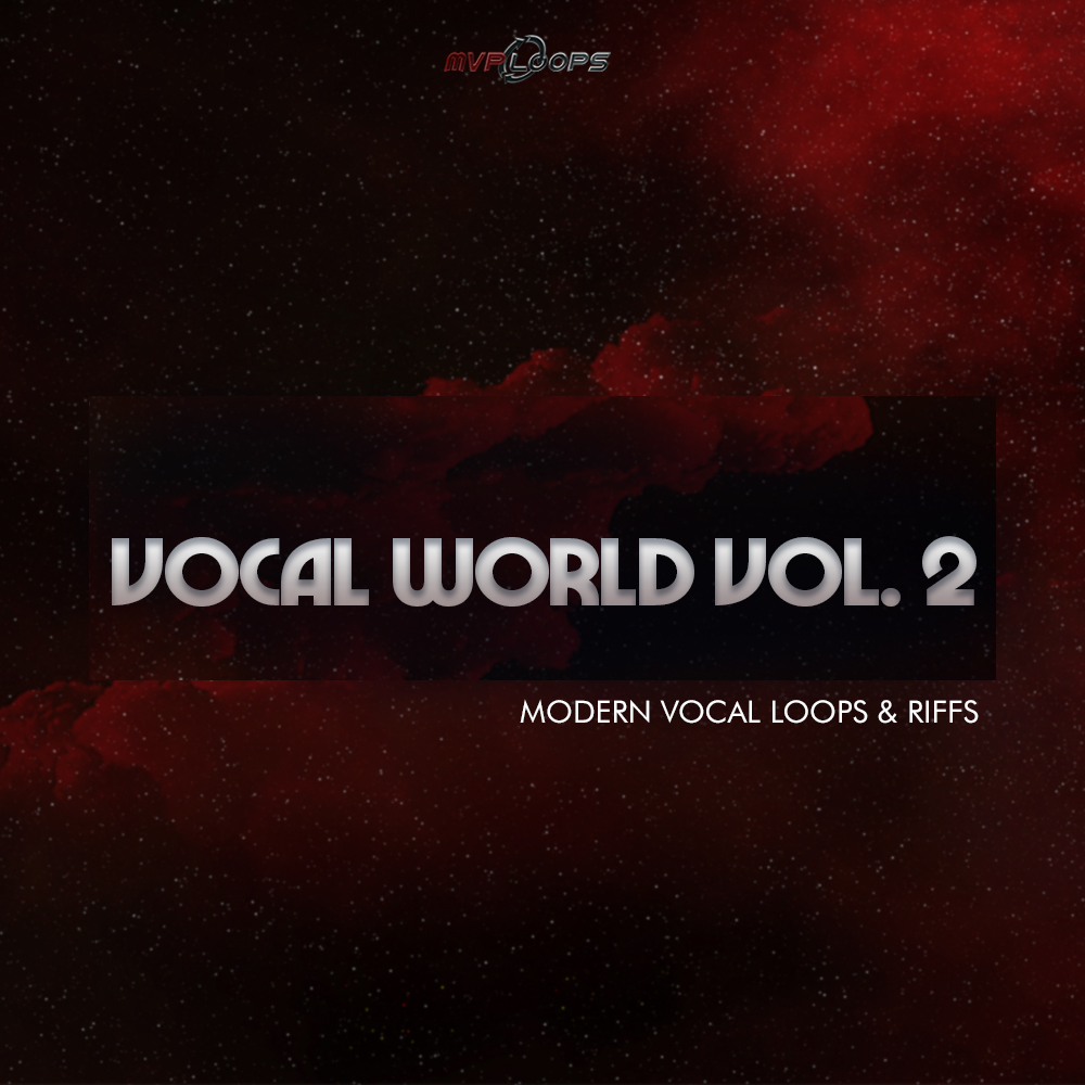MVP Loops Vocal World Vol 2