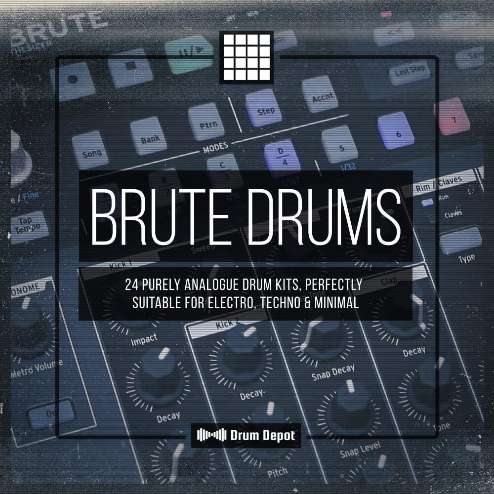 Marco Scherer Brute Drums