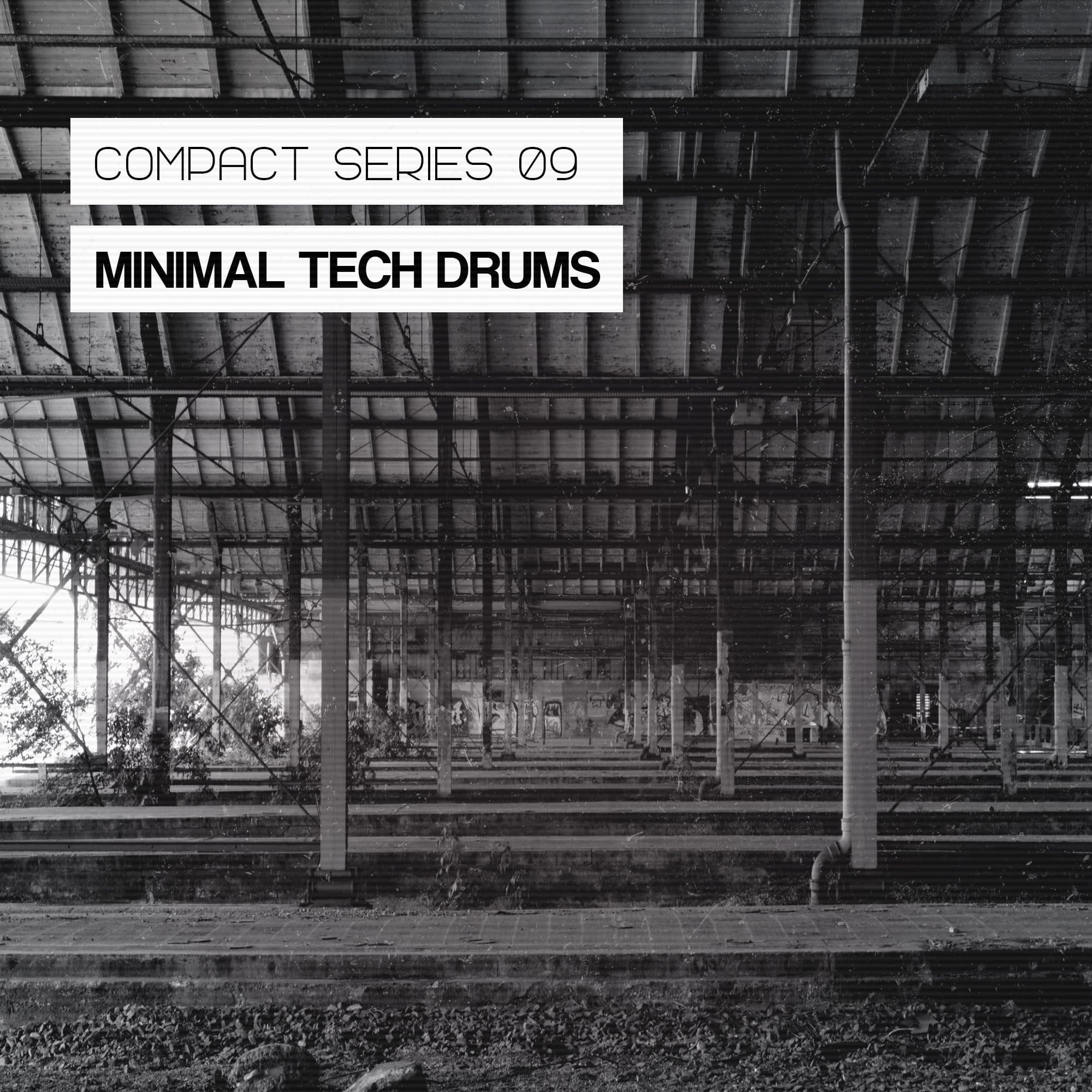 Bingoshakerz Minimal Tech Drums