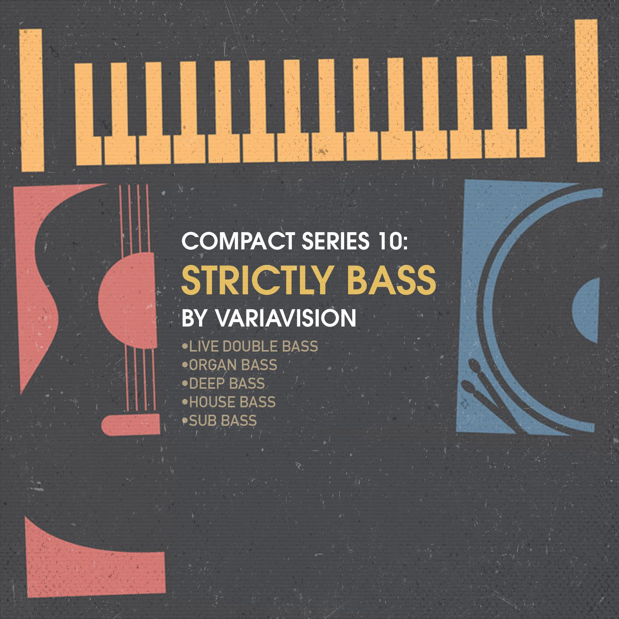 Bingoshakerz Compact Series: Strictly Bass by Variavision