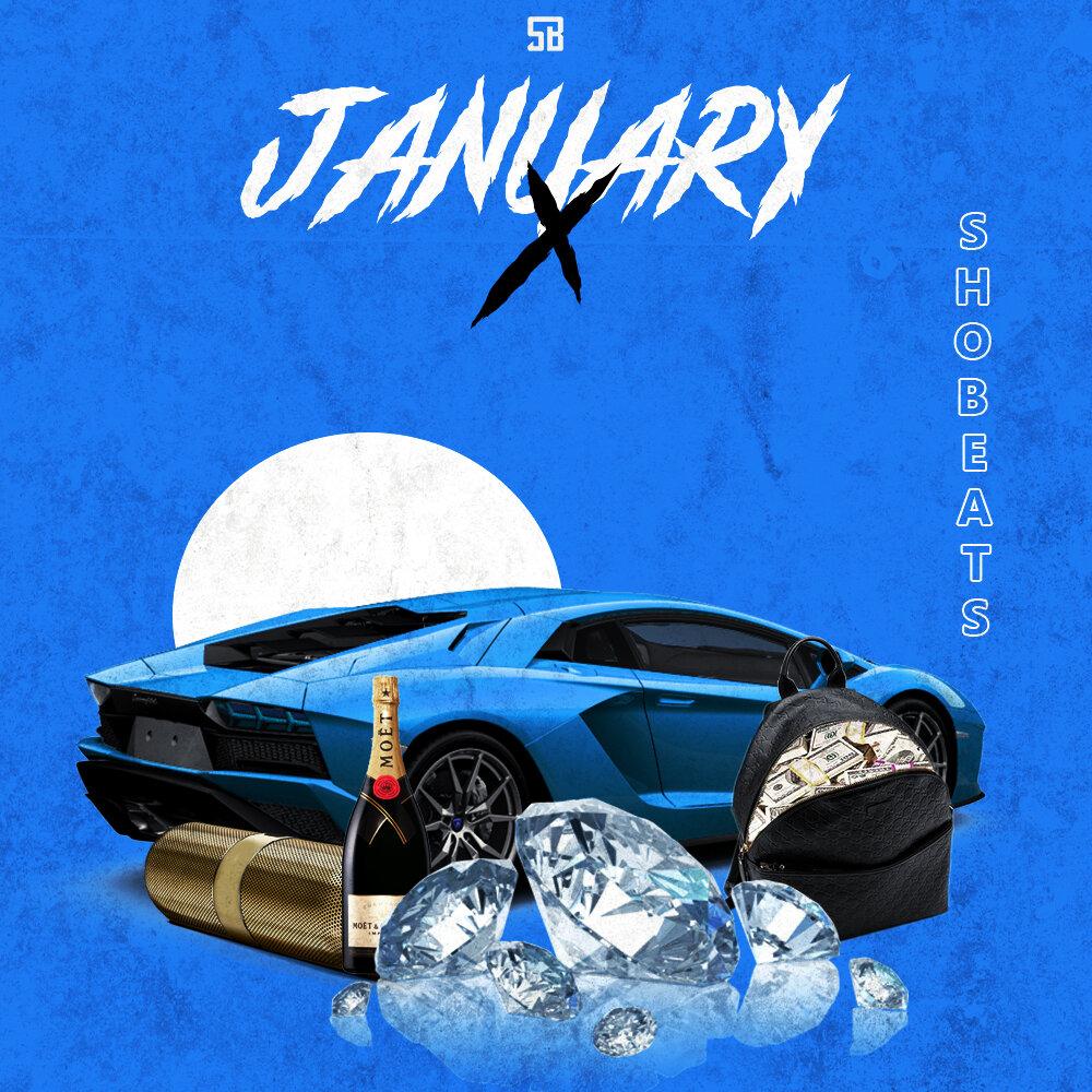 SHOBEATS – JANUARY X