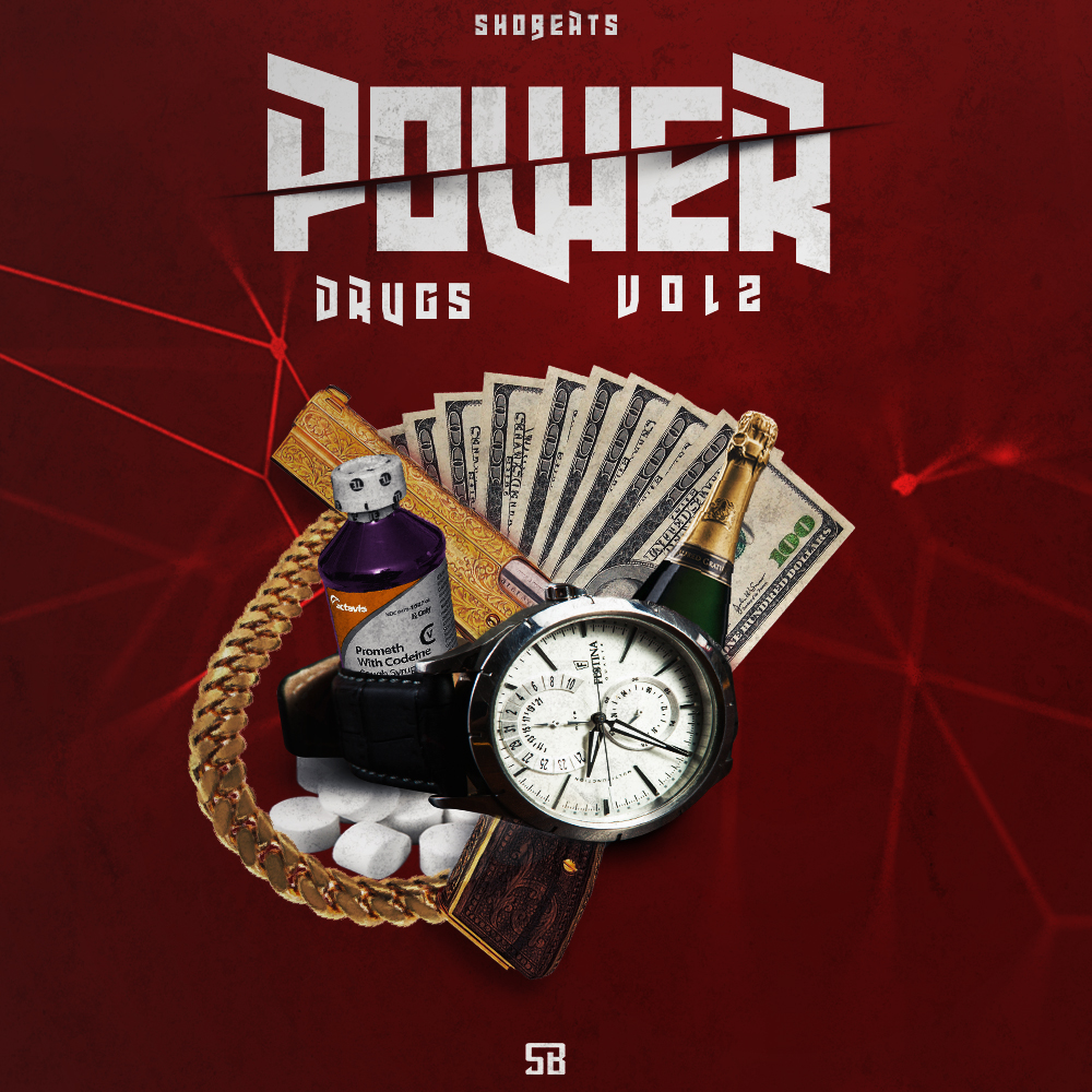 SHOBEATS – POWER DRUGS .Vol 2