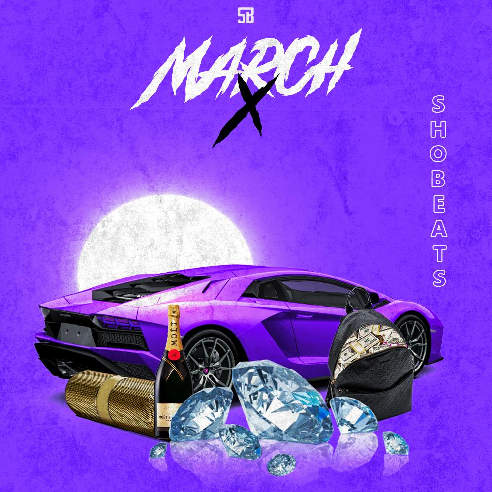 SHOBEATS  MARCH X