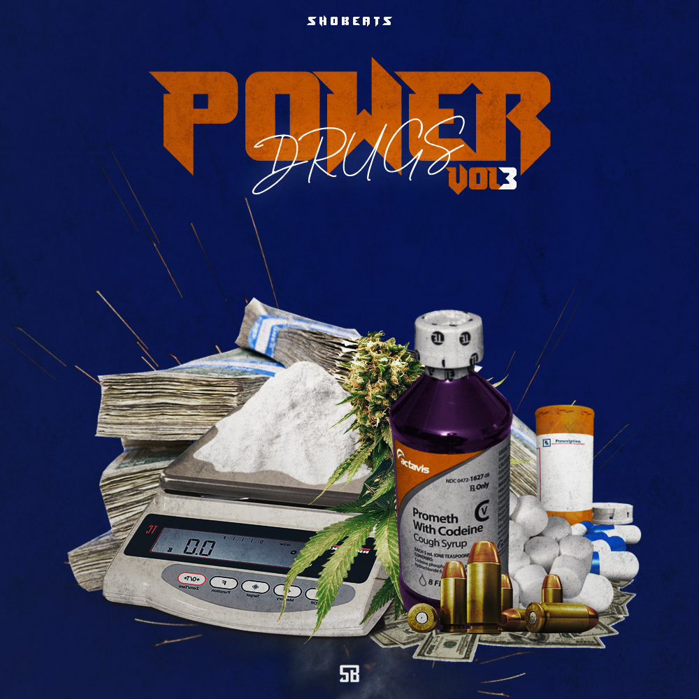 SHOBEATS – POWER DRUGS .Vol 3