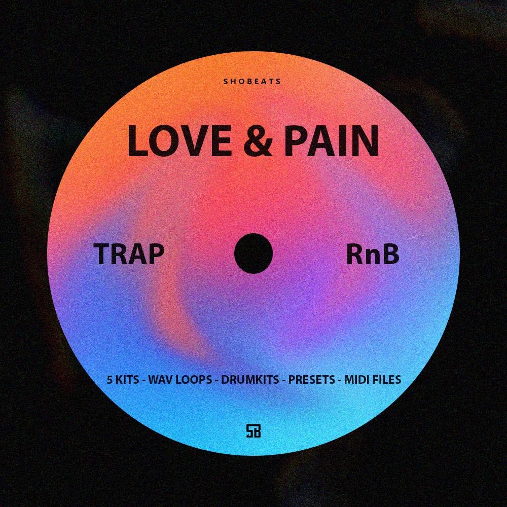 SHOBEATS – LOVE & PAIN